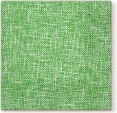 Салфетки для декупажа Paw Льняные структура зеленые, 33x33см, 20шт SDL120406