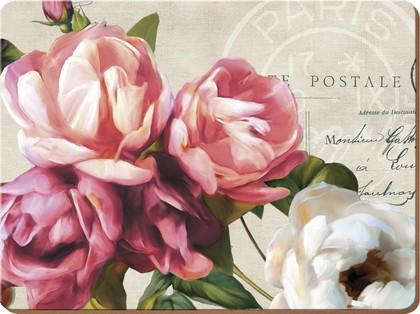 Подставки на пробке Почтовая открытка 29х22см, 4шт Creative Tops 5166066