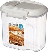Контейнер для продуктов Sistema Bake IT, 645мл, белый 1202