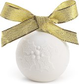 Рождественский шар 7x6см NAO 02001563