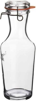 Графин для напитков с крышкой 1л Luigi Bormioli 11965/01