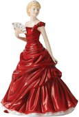 Статуэтка Мадлен (Madelaine) 17см, фарфор Royal Doulton PEFISC25544