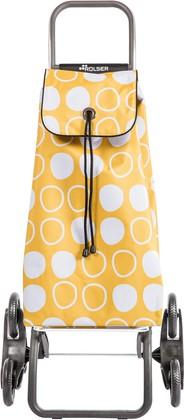 Сумка-тележка хозяйственная желтая Rolser I-Max Symbol IMX088Amarillo