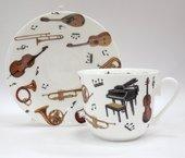 Чайная пара Roy Kirkham Концерт, 450мл XCON1100