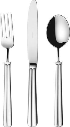 Набор столовых приборов Herdmar Brooklyn, 24 предмета, зеркальная полировка 208302401172000000