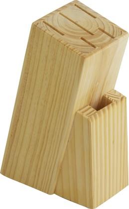 Подставка для набора ножей Regent Inox 93-WB2-5S