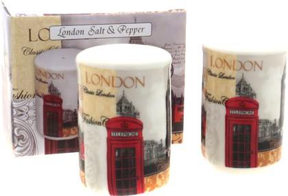 Солонка и перечница Lesser & Pavey Новый Лондон, 7см LP99770