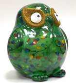 Копилка Сова ERROL зелёная Pomme-Pidou 148-00037/4