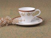 Кофейный сервиз Top Art Studio Фиджи, 12 предметов LD1065-TA