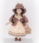 Кукла фарфоровая Розетта 51см Top Art Studio WS2254-TA