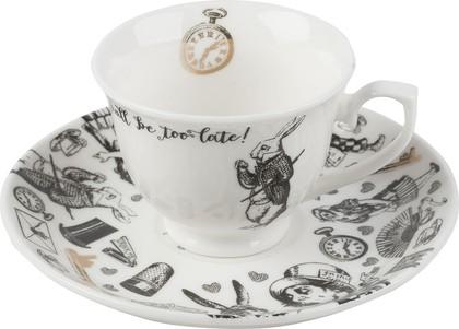 Кофейная пара Creative Tops V&A Алиса в стране чудес, 100мл 5200019