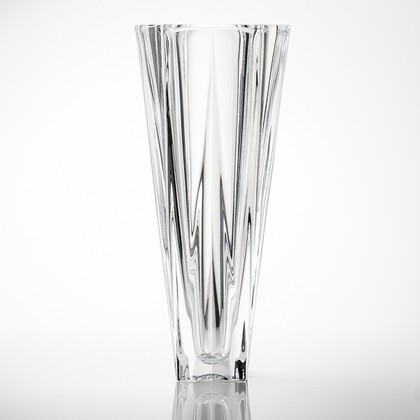 Ваза Метрополитен 30.5см Crystalite Bohemia 8KG46/0/99U18/305