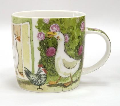 Кружка Белые утки, Spice Queens ALCK09741