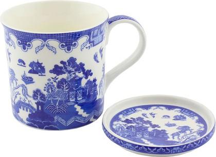 Набор Кружка с подставкой Китайский фарфор 300мл The Leonardo Collection LP92257