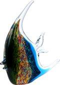 Фигурка стеклянная Top Art Studio Цветная скалярия 17x19см ZB2436-TA
