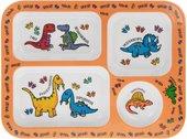 Поднос-менажница Lesser & Pavey Динозаврики 30.5x23см LP42488
