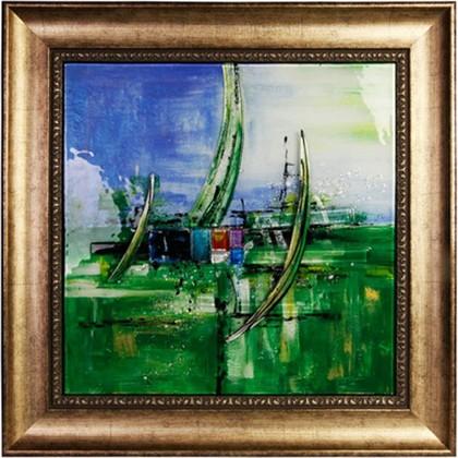 Картина стеклянная Top Art Studio Наутика 50x50см LG1228-TA