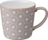 Кружка Denby Импрессия Hexagon, 400мл, розовый 439010200