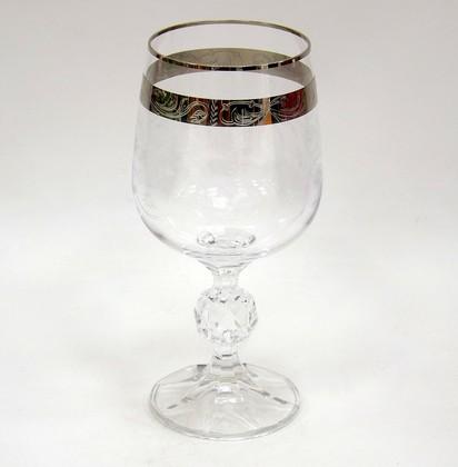 Фужеры для вина 230мл, 6шт. Клаудия Crystalite Bohemia 40149/230/435963K