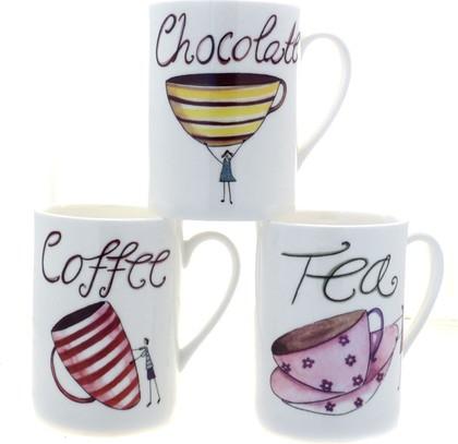 Кружка Любимый напиток (Чай, Кофе, Шоколад), Норфолк 400мл Just Mugs 38263