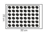 Форма для орешков Tescoma DELICIA SILICONE 629353.00