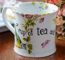 Кружка Английский сад-птичка Creative Tops MG3675