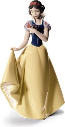 Статуэтка фарфоровая Белоснежка (Snow White) 27см NAO 02001680