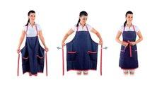 Кухонный фартук, для нее PRESTO DENIM Tescoma 639797