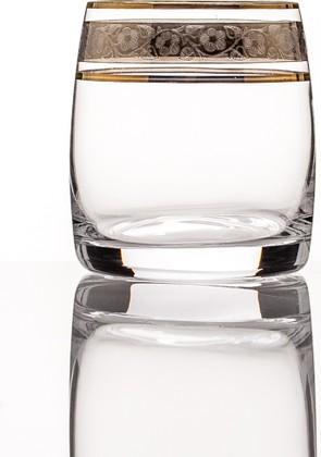 Фужеры 6шт Идеал 290мл виски Crystalite Bohemia 25015/290/43249K