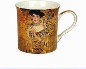 Кружка Климт Золотая Адель 450мл Импрессионисты The Leonardo Collection LP92831