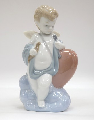 Статуэтка фарфоровая NAO Купидон (Cupid) 02000529