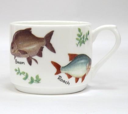 Чайная чашка 220мл Рыбалка Roy Kirkham XFISH1130