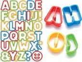 Формочки азбука, 34шт Tescoma Delicia Kids 630925.00