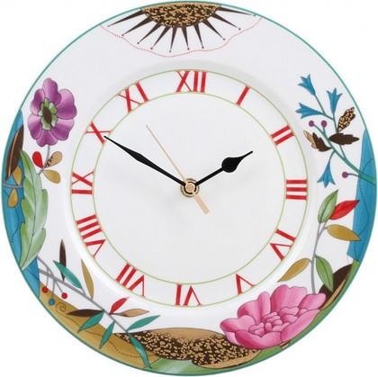 Часы настенные Под солнцем золотым, фарфор, 270мм, ф. Европейская-2 ИФЗ 81.25609.00.1