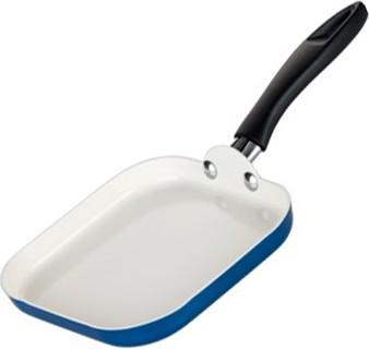 Сковорода квадратная с керамическим покрытием 14см Tescoma ecoPRESTO 595013