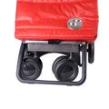 Сумка-тележка Rolser Bora, поворотные колёса, складная, фиолетовая PAC050more