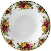Тарелка суповая Royal Albert Розы Старой Англии, 21см IOLCOR00113