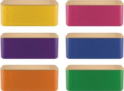 Хлебница, цвет в ассортименте Bodum BISTRO A11555-XYB-Y15