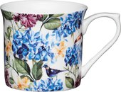 Кружка KitchenCraft Country Floral, 300мл KCMFLT09