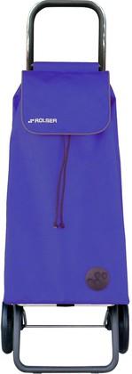 Сумка-тележка хозяйственная синяя Rolser LOGIC RG PAC001azul