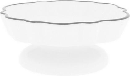 Пирожница Bastion Collections Edge White Grey LI/CAKEST 001 GR