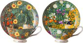 Набор чайных пар Top Art Studio Эден, 180мл, 2шт SC1071-TA