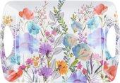 Поднос сервировочный Creative Tops Цветочный луг, 47x33см C000332
