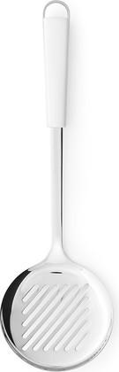 Шумовка белая, нержавеющая сталь Brabantia Essential 400520