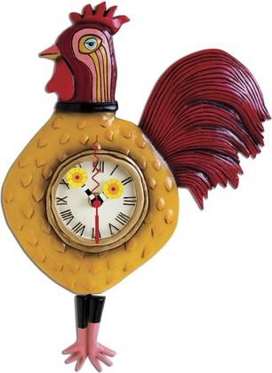 Настенные часы Enesco Кукареку, 34см P1174