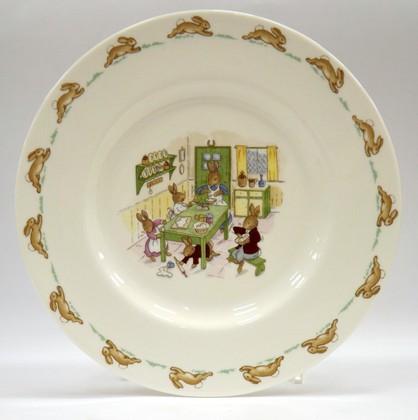 Тарелка 20см Кролики Royal Doulton ITRABU05687