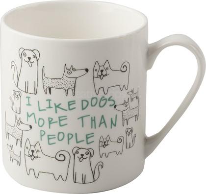 Кружка Creative Tops Люблю собак, 300мл 5199948