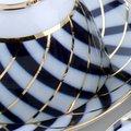 """Императорский фарфоровый завод Сервиз чайный """"Тодес"""", форма """"Весенняя"""", 14 предметов для 6-ти персон - фрагмент, артикул 81.14804.04.1"""