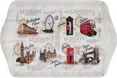 Поднос для сэндвичей Lesser & Pavey Старый Лондон, 21x14см LP41346
