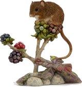 Статуэтка Lesser & Pavey Полевая мышка, 9см, полистоун LP22804